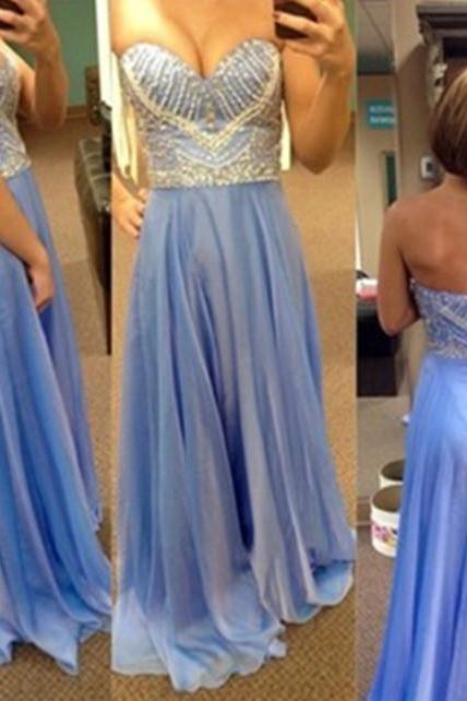 Elegant and charming lady evening dress, chiffon dress, hand-beaded evening dress, Slim Qi prom dress performance