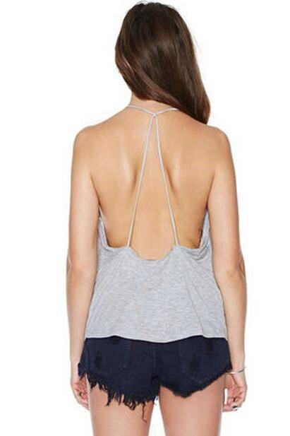 Backless Vest