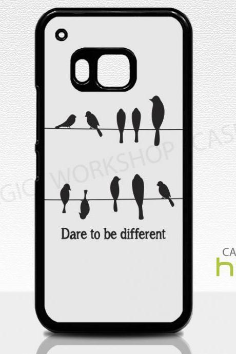 HTC One M8 M9 Case, Dare To Be Different