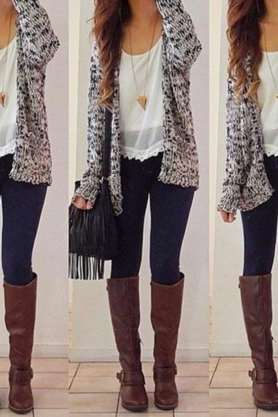 FASHION CUTE HOT CARDIGAN