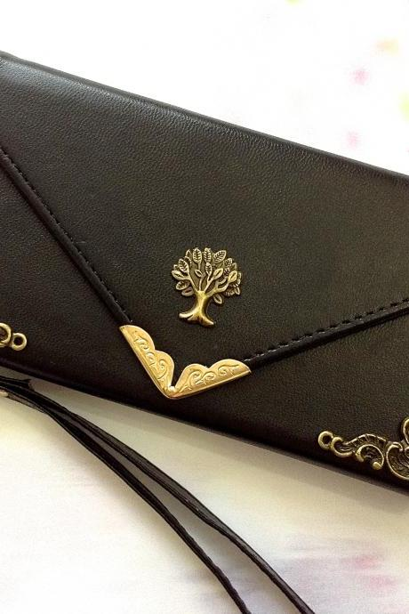 Tree iphone 6 6s 4.7 leather wallet case, Vintage iphone 6 6s plus leather wallet case, item no.297