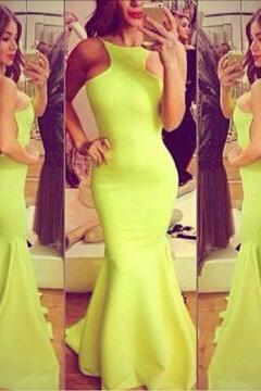 Custom Made Prom Dresses, Long Backless Homecoming Dresses, Elegant Evening Dresses, Formal Dress