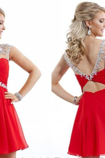2015 graduation homecoming dress Homecoming special hot sequins beaded sweetheart A-line dresses short prom dresses cocktail dresses