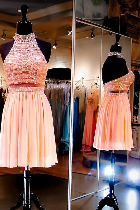 Charming Homecoming Dress tulle Homecoming Dress Sweetheart Homecoming Dress Beading Homecoming Dress