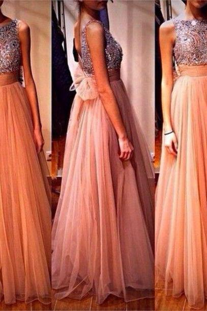 Tulle Prom Dress Available Prom Dress Formal Prom Dress Floor-Length Prom Dress Evening Dress Modest Prom Dress Prom Dress