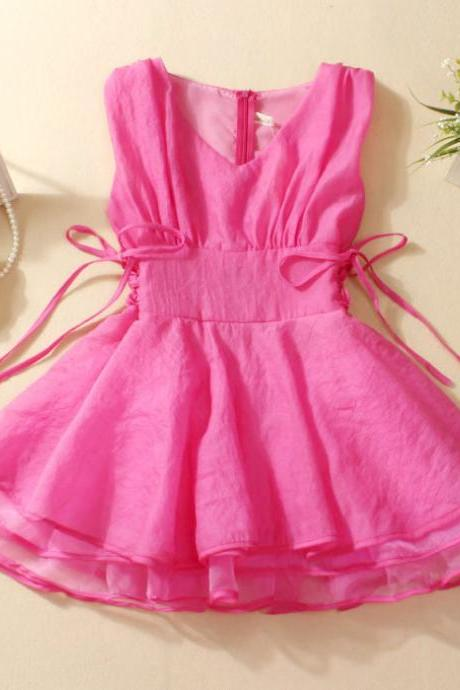 Sweet Organza Dress