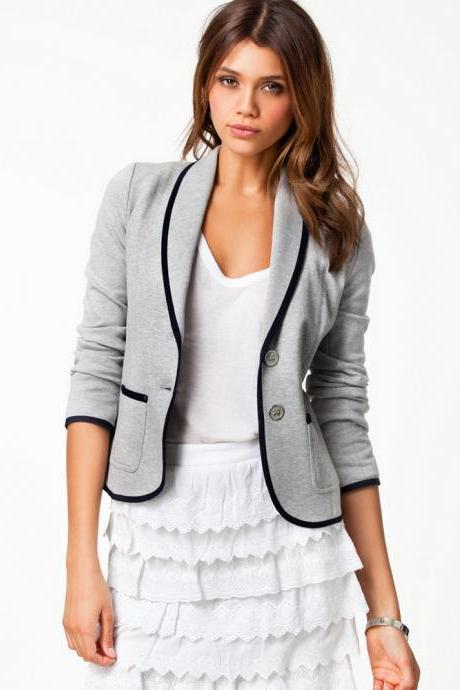 SEXY FASHION LONG-SLEEVED JACKET AB830BE