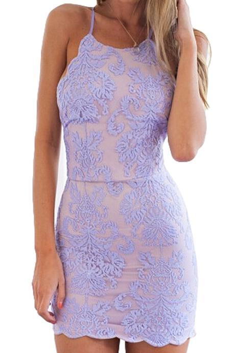Lavender Homecoming Dress Lace Homecoming Dresses Short Prom Gown Homecoming Gowns 2015 Homecoming Dress Cheap Homecoming Dresses Backless Party Dress For Teens