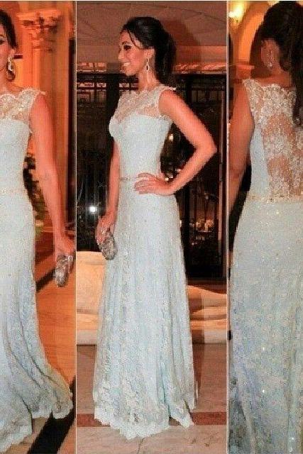 Elegant Lace Up Prom Dress Appliques Floor-Length Prom Dresses Charming Evening Gowns Sweetheart Prom Dress Prom Gowns On Sale