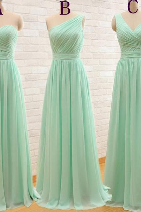Sexy Sweetheart Elegant Cheap Long Mint Green Bridesmaid Dresses,Long Bridesmaid Dresses,Simple Prom Dress,Party Dress For Formal,Dress For Prom,Prom 2015