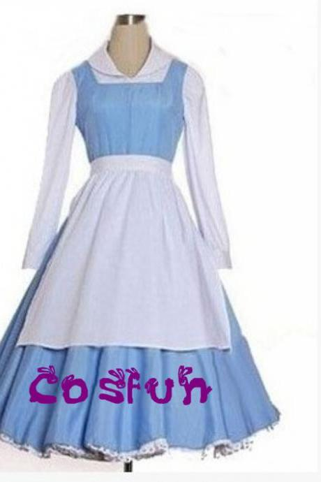 Princess Blue Dress, Princess Blue Cosplay Costume