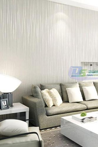 Textured Lines Wallpaper Roll Striped