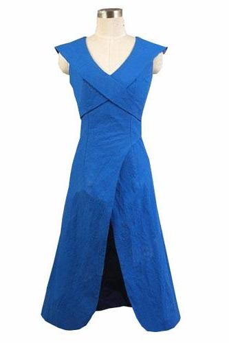 Cosplay Costume Princess Cosplay Costume Halloween Costumes Halloween dress Blue dress