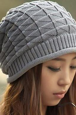 Women Knitwear Casual Hat & Cap for 2015 winter