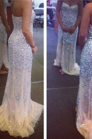 Custom Made Long Prom Dresses Evening Dresses Long Party Dresses Sexy Party Dress Prom Dress