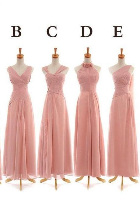 tiffany bridesmaid dresses, long bridesmaid dresses, mismatched bridesmaid dresses, custom bridesmaid dresses