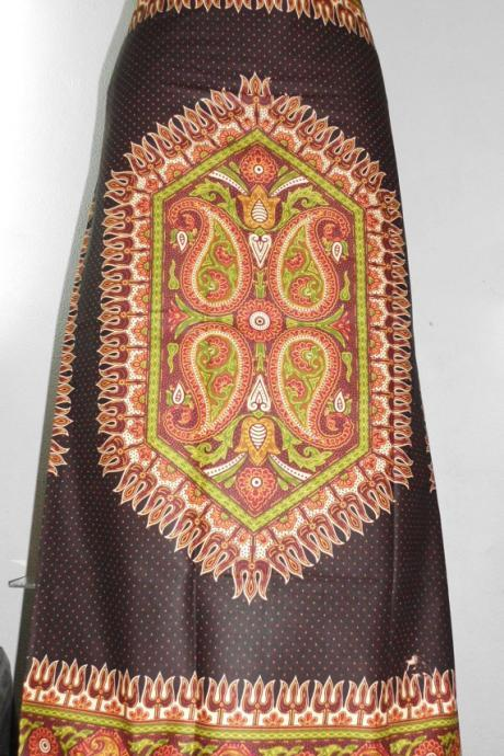 Wanani - Ready to ship - Gorgeous costumisable dashiki african maxi skirt