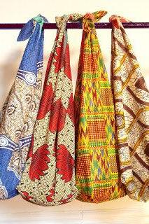 Constantine - Gorgeous costumisable dashiki african bag