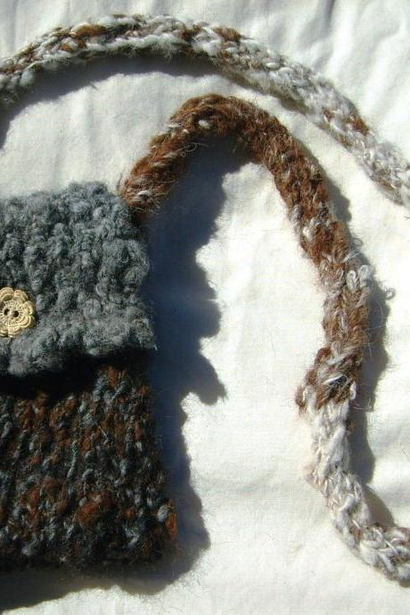Gypsy Alpaca Pouch Purse