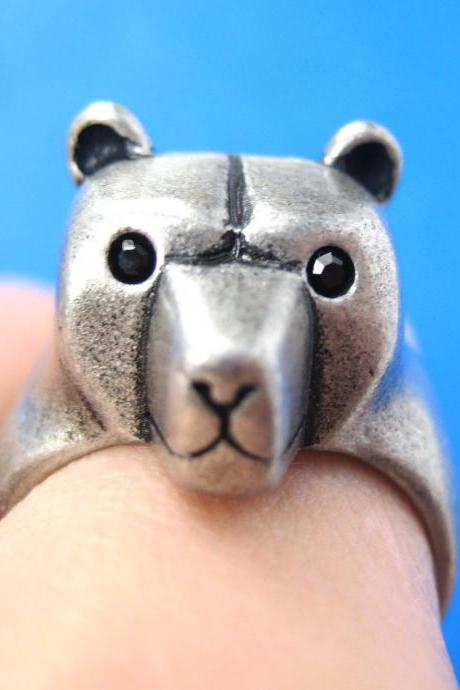 Cute animal wrap rings and jewelry luulla for Jewelry stores in bear delaware